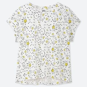 UNIQLO Andy Warhol Short Sleeve Graphic T-Shirt